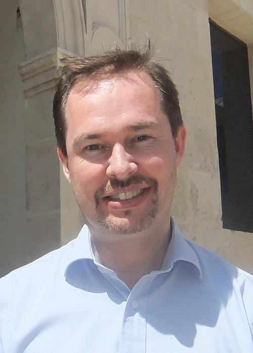 Photo of Dr Karl Hedman
